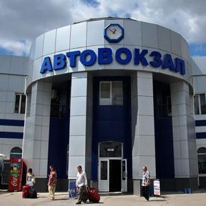 Автовокзалы Топков