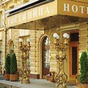 Гостиницы Топков