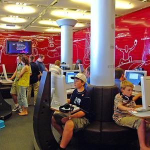 Интернет-кафе Топков