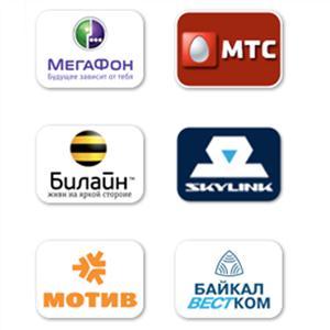 Операторы сотовой связи Топков