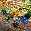 Магазины продуктов в Топках