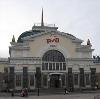 Железнодорожные вокзалы в Топках
