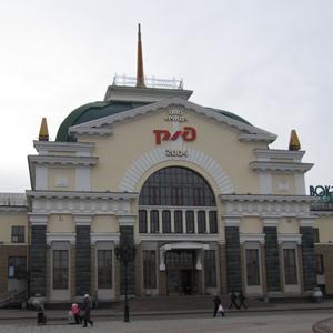 Железнодорожные вокзалы Топков